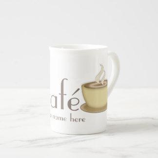 Mug Café a personnalisé la coutume
