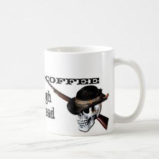 Mug Café de cowboy