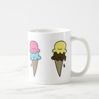 Mug Café de crème glacée
