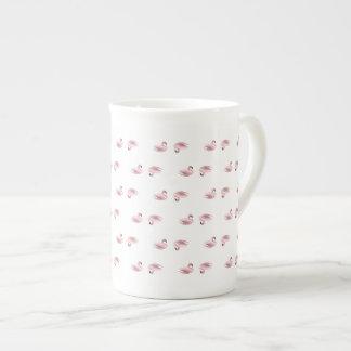 Mug Café de cygnes/tasse simples de thé