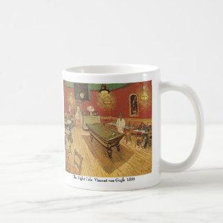 Mug Café de nuit par Vincent van Gogh