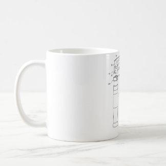 Mug Café de papa de Mac