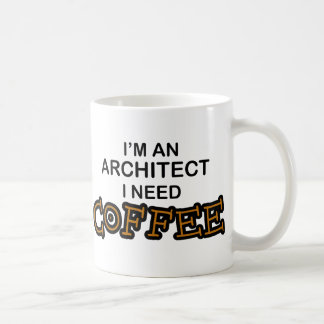 Mug Café du besoin - architecte