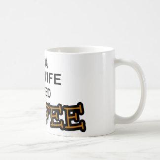 Mug Café du besoin - sage-femme