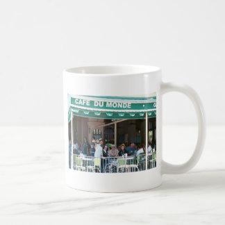 Mug Café et Beignets de la Nouvelle-Orléans