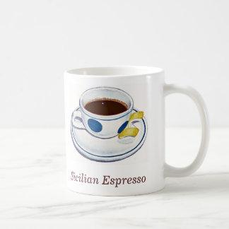 Mug Café express sicilien