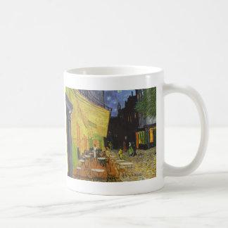 Mug Café la nuit par Vincent van Gogh