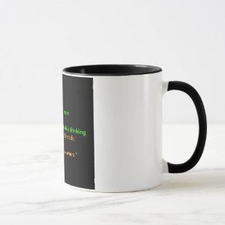 Mug Café noir