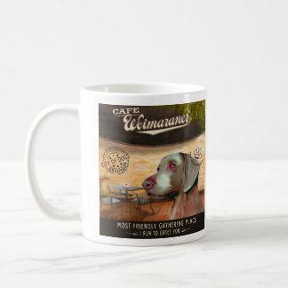 Mug Café Weimaraner