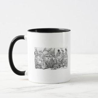 Mug Calavera du 20ème siècle