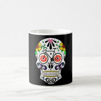 Mug Calavera - vélo de crâne de sucre
