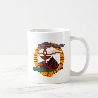 Mug Calice d'UUSS, universaliste unitarien, UU,