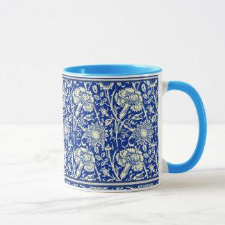 Mug Calicot de bleu de Sorta