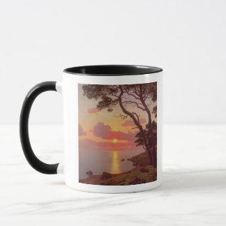 Mug Calme de Soir, Cote d'Azur