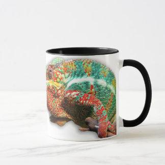 Mug Caméléon coloré