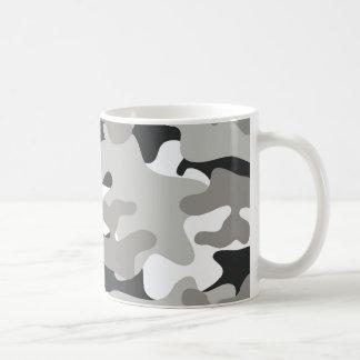 Mug Camo noir et gris