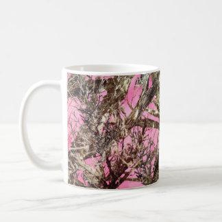 Mug Camo rose - cadeaux de camouflage -