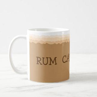 Mug Camouflage secret de rhum de café