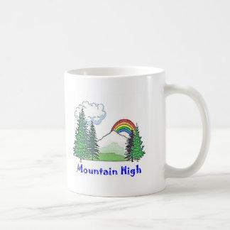 Mug Camp élevé de montagne