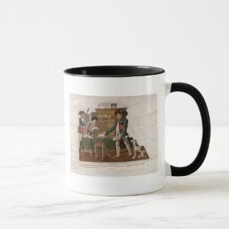 Mug Campagnards Fol.55 et le commutateur d'argent