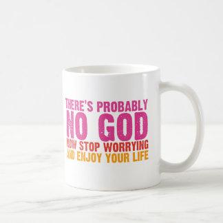 Mug Campagne athée d'autobus (verticale)