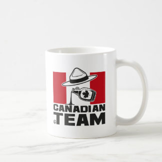 MUG CANADIAN TEAM