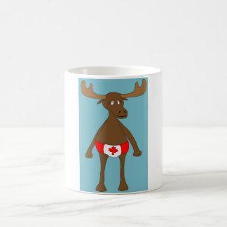 Mug Canadien, hein ? Orignaux