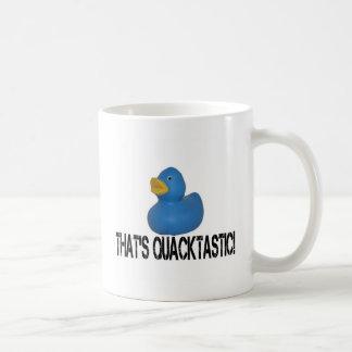 Mug Canard bleu