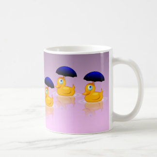 Mug Canards multiples de parapluie
