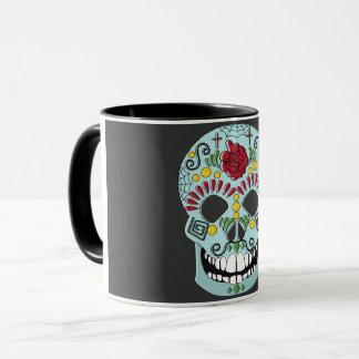 Mug Canette Crâne Mexicaine