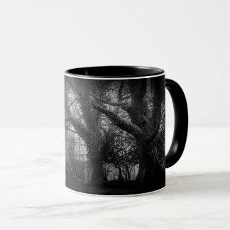 """Mug Canette forêt noire «Dark """""""
