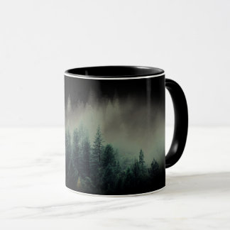 """Mug Canette forêt noire «mistwhite """""""