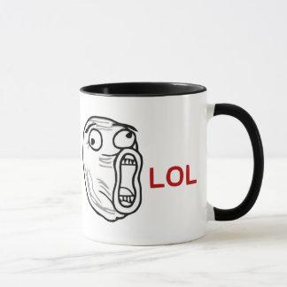Mug Canette Meme LOL