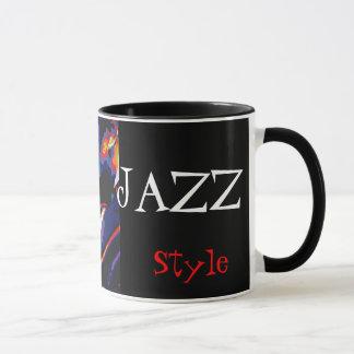 Mug Canette Miles Davis Jazz Style