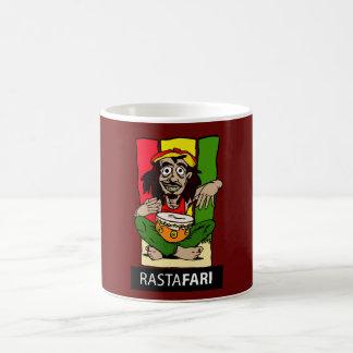 Mug Canette Rastafari