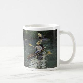 Mug Canoë sur la rivière de Yerres - Gustave