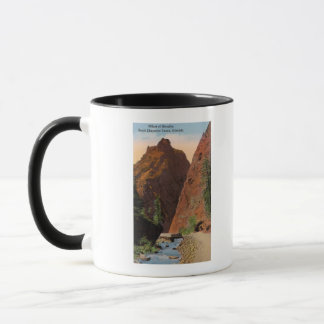 Mug Canyon du sud de Cheyenne