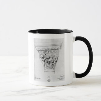 Mug Capital illustrant le vice du désespoir