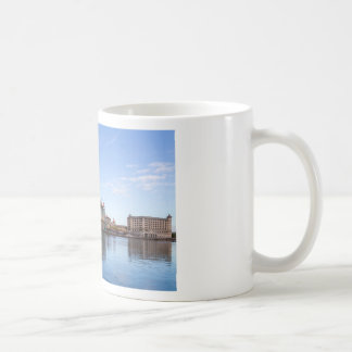 Mug capitale caudan de bord de mer de Port-Louis le de