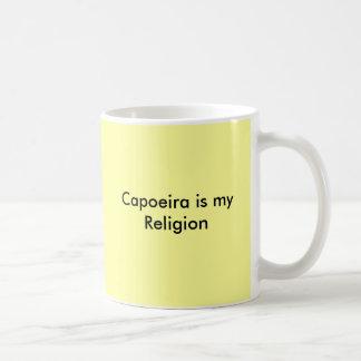 Mug Capoeira est ma religion