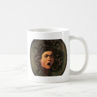 Mug Caravaggio - méduse - illustration italienne