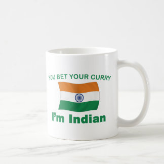Mug Cari indien