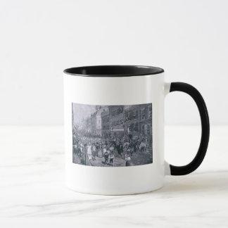 Mug Carnaval à Philadelphie