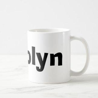Mug Carolyn