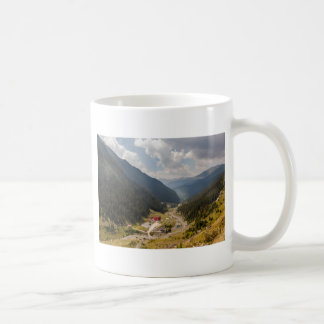 Mug Carpathian mountains