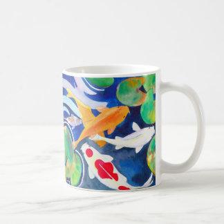 Mug Carpe de Koi il
