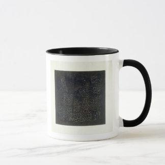 Mug Carré noir