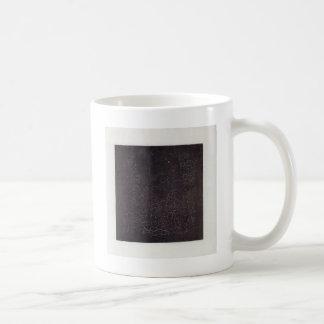 Mug Carré noir par Kazimir Malevich