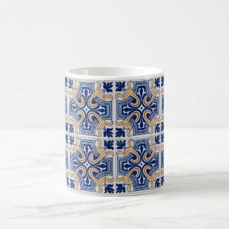 Mug Carreaux de céramique