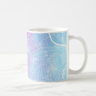 Mug Carte #1 de New York